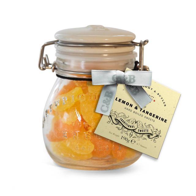 Cartwright & Butler Lemon & Tangerine Sweets | Ocado