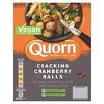 Quorn Vegan Cracking Cranberry Balls