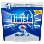 Finish Quantum Max Dishwasher Tablets Original Scent