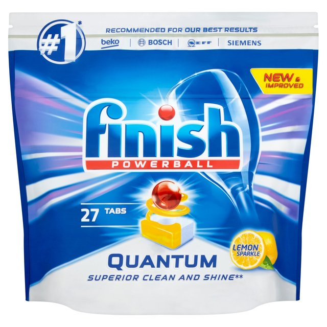 Finish Quantum Max Tablets Lemon