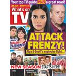 What's On TV Magazine