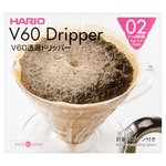 Hario V60 Plastic Coffee Dripper Clear