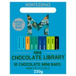 Montezuma's Mini Bar Chocolate Library