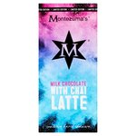 Montezuma's Milk Chocolate with Chai Latte