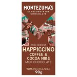 Montezuma's Milk Chocolate with Coffee & Cocoa Nibs