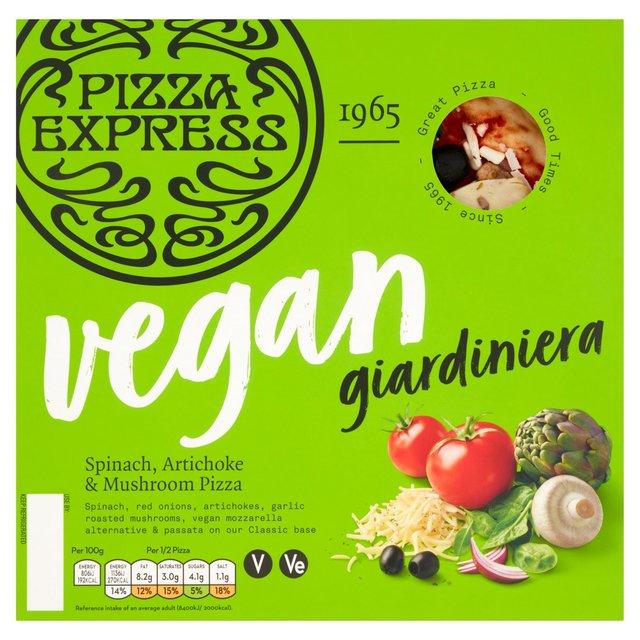 Pizza Express Classic Vegan Giardiniera | Ocado