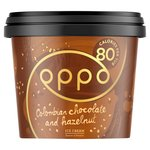 Oppo Ice Cream Colombian Chocolate with Hazelnut 100ml