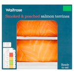 Waitrose Smoked & Poached Salmon Terrine