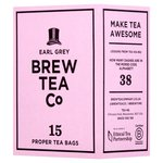 Brew Tea Co Earl Grey Tea Bags