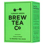 Brew Tea Co Green Tea Tea Bags