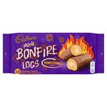 Cadbury Halloween Mini Bonfire Logs Honeycomb Flavour
