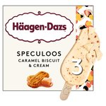 Haagen Dazs Speculoos Ice Cream Bars