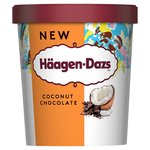 Haagen Dazs Coconut Chocolate Ice Cream