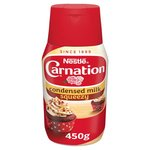 Carnation Sweetened Condensed Milk Squeezy Bottle