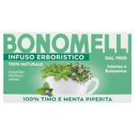 Bonomelli Thyme & Mint Herbal Infusion