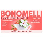 Bonomelli Goji & Carcade Herbal Infusion