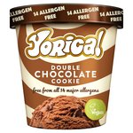 Yorica Double Chocolate Cookie Frozen Dessert