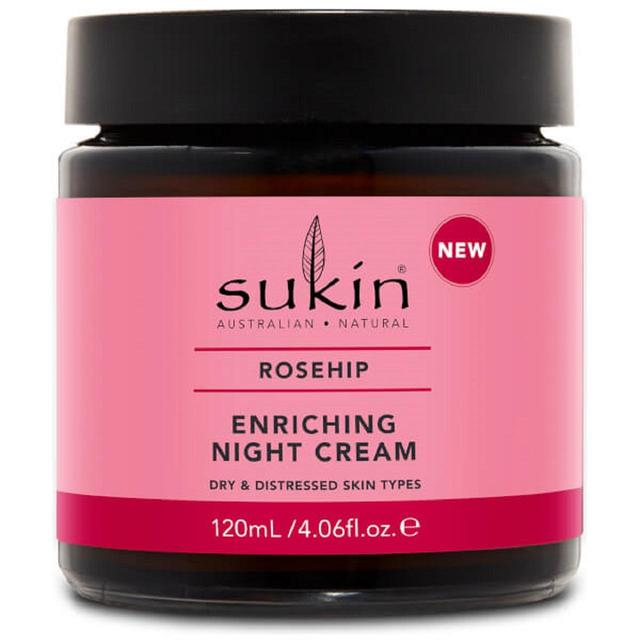Sukin Natural Rosehip Night Cream