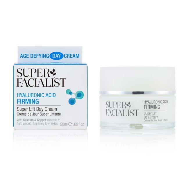 Super Facialist Hyaluronic Acid Firming Day Cream