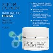 Super Facialist Hyaluronic Acid Firming Night Cream
