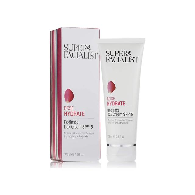 Super Facialist Rose Hydrating Day Cream SPF15