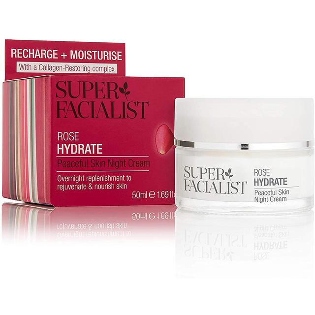 Super Facialist Rose Hydrating Night Cream