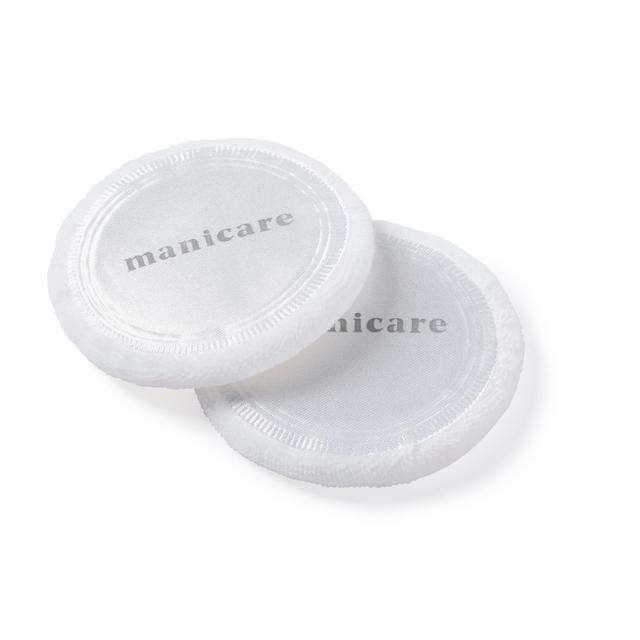 Manicare Cosmetic Satin Puffs