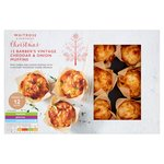 Waitrose Cheese & Onion Gluten Free Soufflettes