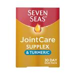 Seven Seas JointCare Supplex & Turmeric 30+30