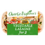 Charlie Bigham's Vegetable Lasagne