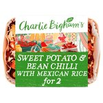 Charlie Bigham's Sweet Potato & Bean Chilli
