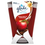Glade Apple & Cinnamon Large Jar Scented Candle