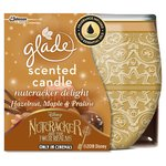 Glade Nutcracker Delight Scented Candle