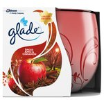Glade Apple & Cinnamon Scented Candle