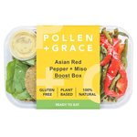 Pollen + Grace Asian Miso & Brown Rice Super Salad