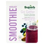 Superb Smoothie Mix Go Getter Banana, Blueberry, Spinach, Chia & Oats