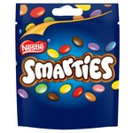 Smarties Milk Chocolate Sweets Sharing Bag
