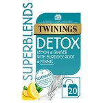 Twinings Superblends Detox