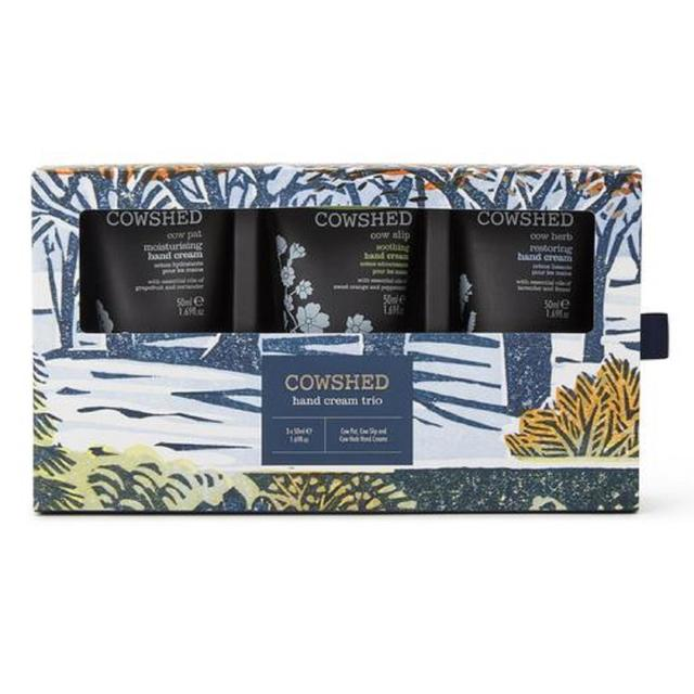 Cowshed Hand Cream Gift Set