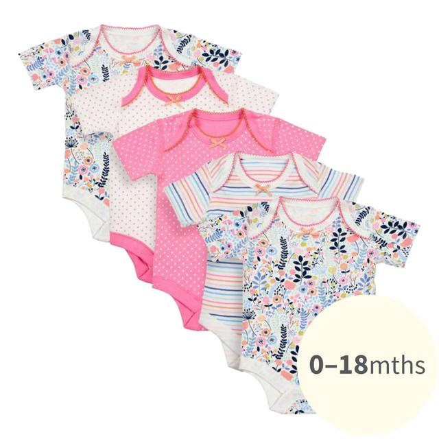 Waitrose Mini Enchanted Woods Bodysuits