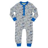 Waitrose Mini Space Sleepsuit