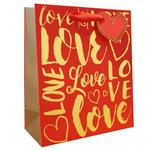 Love Valentine's Medium Gift Bag