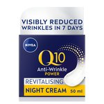 NIVEA Q10 Anti-Wrinkle Night Face Cream