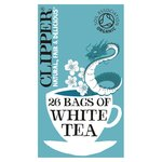Clipper Organic White Tea Bags