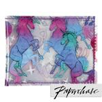 Paperchase Unicorn Folded Pass Case