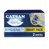 Catsan Smart Pack Cat Litter 2 Inlays