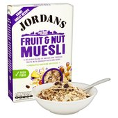 Jordans Muesli Fruit & Nut