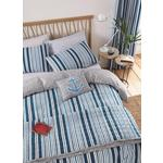 Helena Springfield Nautical Stripe Duvet Set, King