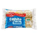Mothers Pride White Rolls