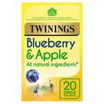 Twinings Blueberry & Apple Tea